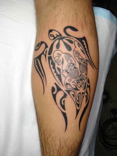 Tribal Tattoo design Turtle. Labels: art tattoo, tattoo design, Tattoo Ideas